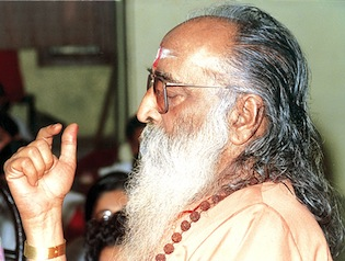 how to win swami chinmayananda